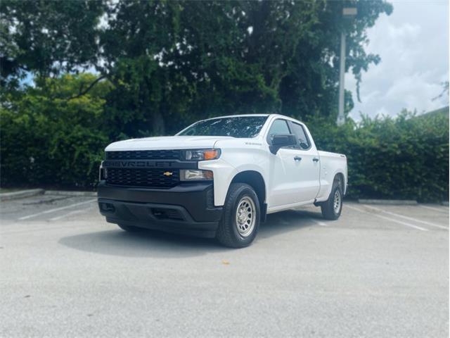 2019 Chevrolet Silverado (CC-1514143) for sale in Delray Beach, Florida