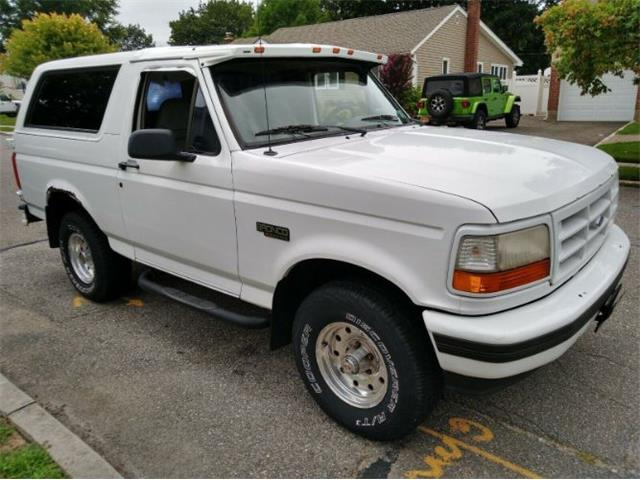 1996 Ford Bronco (CC-1514157) for sale in Cadillac, Michigan