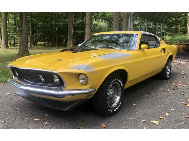 1969 Ford Mustang (CC-1514163) for sale in Exton, Pennsylvania