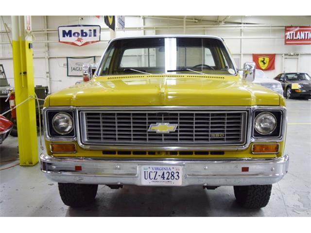 1973 Chevrolet Cheyenne (CC-1514164) for sale in Fredericksburg, Virginia