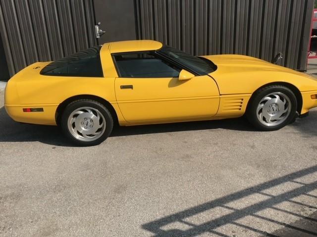 1993 Chevrolet Corvette (CC-1514167) for sale in Bloomington, Indiana