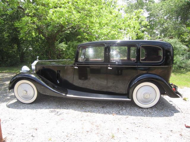 1935 Rolls-Royce 25/30 (CC-1514168) for sale in Tifton, Georgia