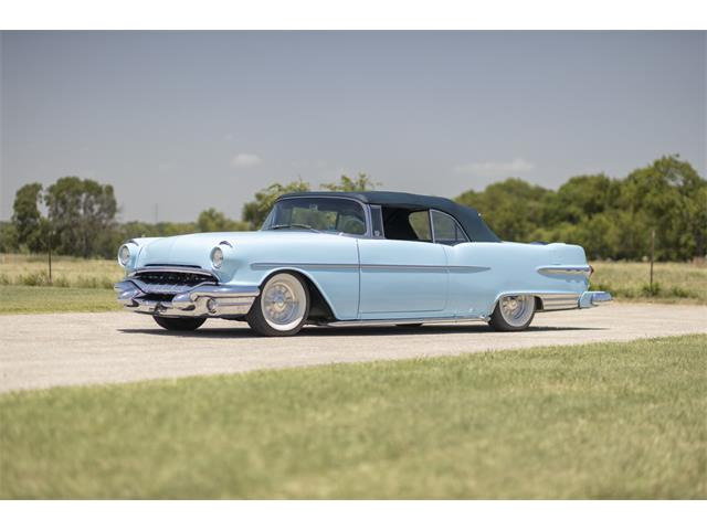 1956 Pontiac Star Chief (CC-1514182) for sale in Justin, Texas