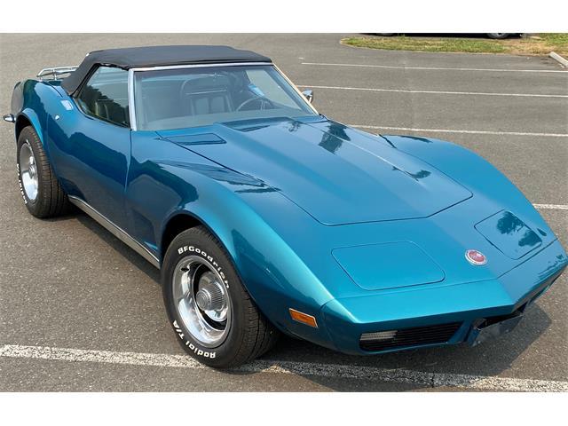 1973 Chevrolet Corvette (CC-1514192) for sale in Carnation, Washington