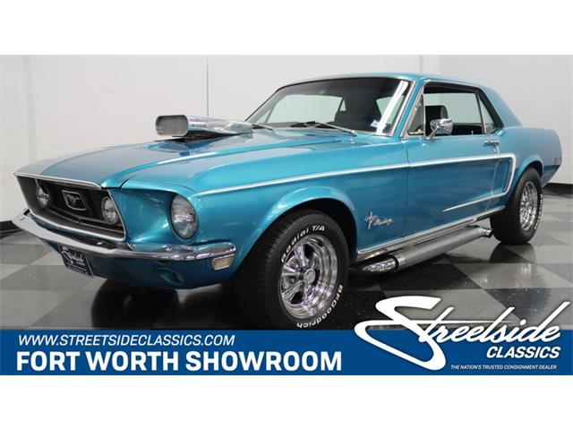 1968 Ford Mustang (CC-1514195) for sale in Ft Worth, Texas