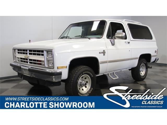 1988 Chevrolet Blazer (CC-1514197) for sale in Concord, North Carolina