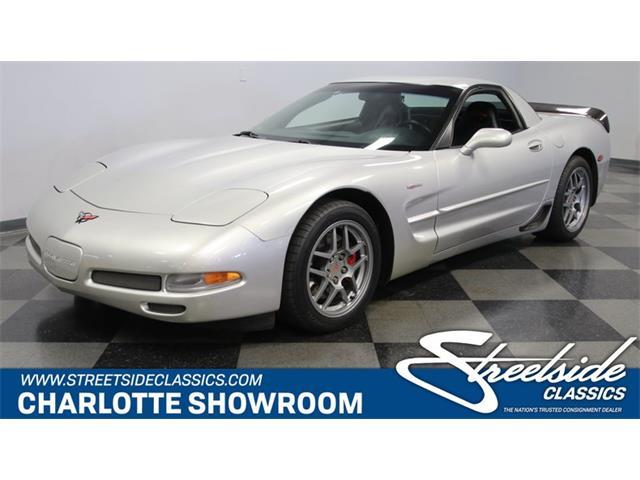 2001 Chevrolet Corvette (CC-1514202) for sale in Concord, North Carolina