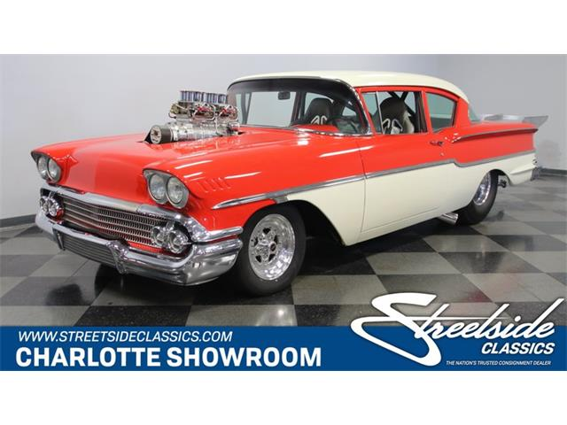 1958 Chevrolet Delray (CC-1514206) for sale in Concord, North Carolina