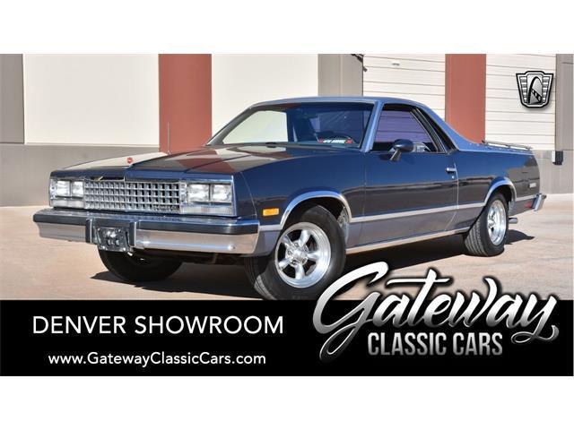 1984 Chevrolet El Camino (CC-1514207) for sale in O'Fallon, Illinois