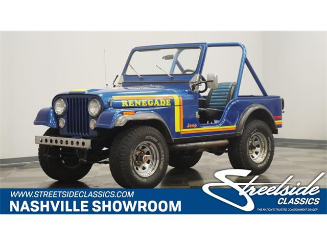 1979 Jeep CJ5 (CC-1514215) for sale in Lavergne, Tennessee