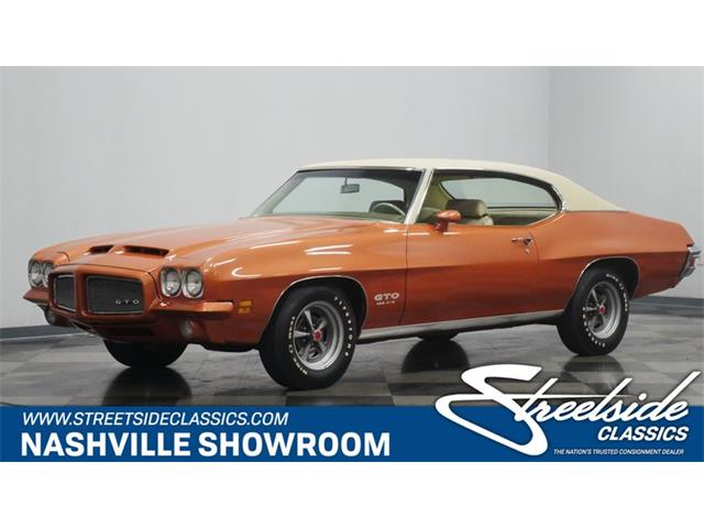 1971 Pontiac GTO (CC-1514232) for sale in Lavergne, Tennessee
