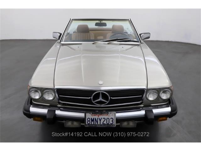 1986 Mercedes-Benz 560SL (CC-1514233) for sale in Beverly Hills, California