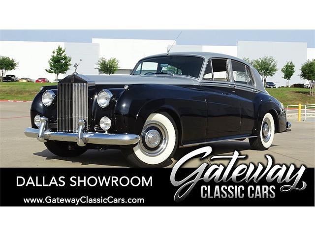 1961 Rolls-Royce Silver Cloud (CC-1514235) for sale in O'Fallon, Illinois