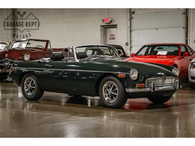 1972 MG MGB (CC-1514239) for sale in Grand Rapids, Michigan