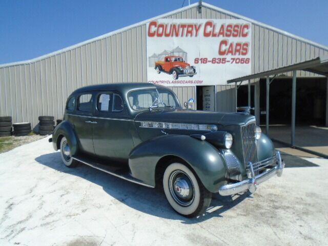 1940 Packard 120 (CC-1514243) for sale in Staunton, Illinois