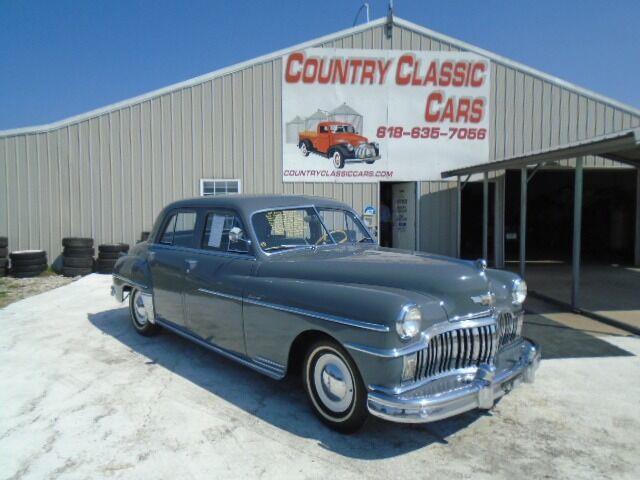 1949 DeSoto 4-Dr Sedan (CC-1514245) for sale in Staunton, Illinois