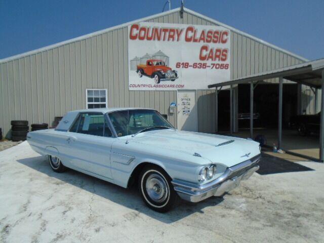 1965 Ford Thunderbird (CC-1514247) for sale in Staunton, Illinois
