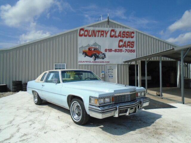 1978 Cadillac DeVille (CC-1514250) for sale in Staunton, Illinois