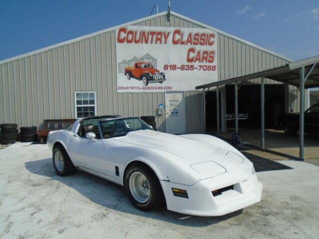 1980 Chevrolet Corvette (CC-1514251) for sale in Staunton, Illinois