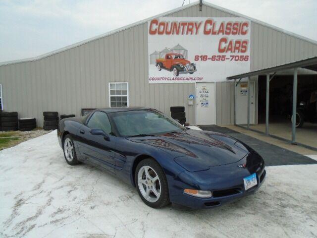 2001 Chevrolet Corvette (CC-1514254) for sale in Staunton, Illinois