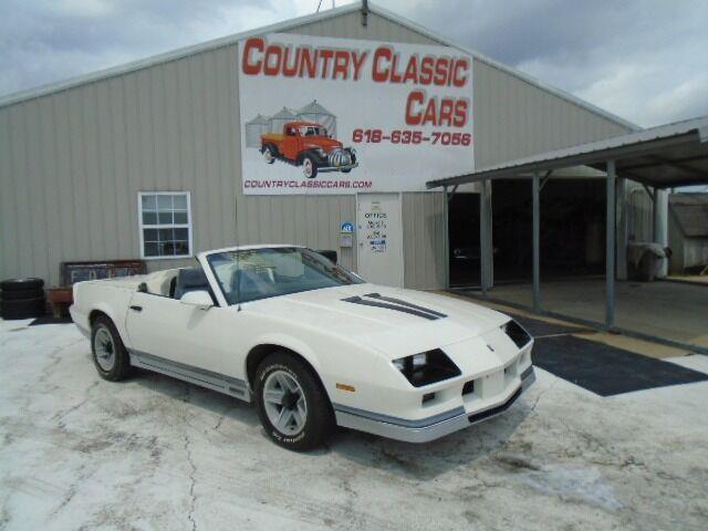 1983 Chevrolet Camaro (CC-1514255) for sale in Staunton, Illinois
