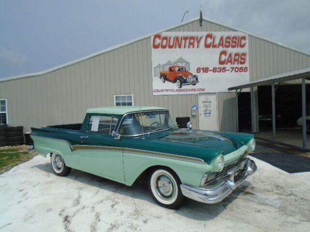 1957 Ford Ranchero (CC-1514256) for sale in Staunton, Illinois
