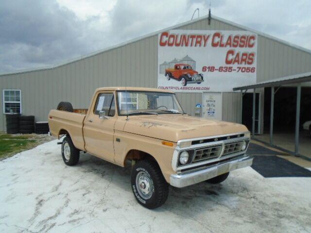 1976 Ford F100 (CC-1514257) for sale in Staunton, Illinois