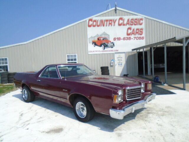 1977 Ford Ranchero (CC-1514258) for sale in Staunton, Illinois