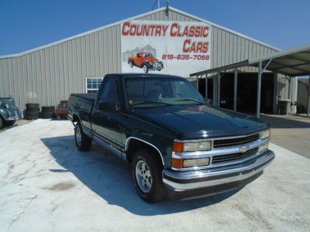 1995 Chevrolet C/K 1500 (CC-1514259) for sale in Staunton, Illinois
