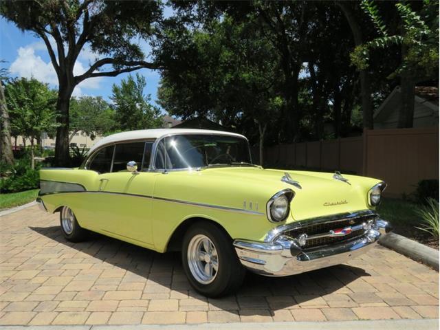 1957 Chevrolet Bel Air (CC-1514268) for sale in Lakeland, Florida