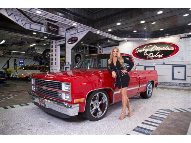 1984 Chevrolet Silverado (CC-1514269) for sale in Lenoir City, Tennessee
