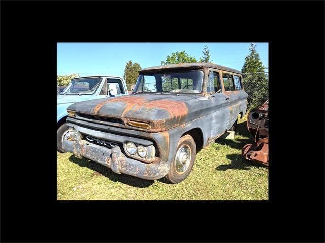 1965 GMC Suburban (CC-1514276) for sale in Gray Court, South Carolina