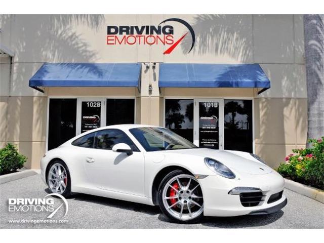 2012 Porsche 911 Carrera S (CC-1514279) for sale in West Palm Beach, Florida