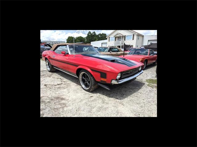 1971 Ford Mustang (CC-1514281) for sale in Gray Court, South Carolina