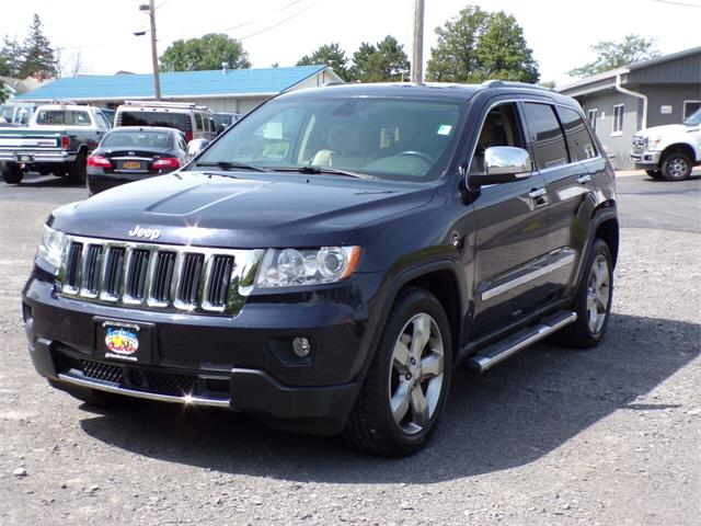 2011 Jeep Grand Cherokee (CC-1514290) for sale in Hilton, New York