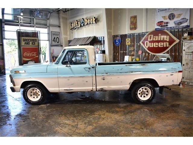 1972 Ford F100 (CC-1514298) for sale in Redmond, Oregon