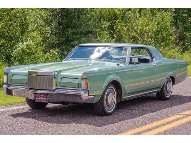 1970 Lincoln Continental (CC-1510430) for sale in St. Louis, Missouri