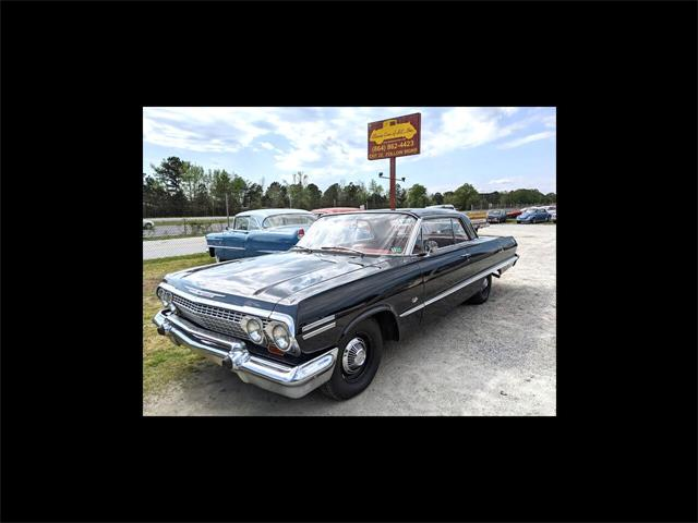 1963 Chevrolet Impala (CC-1514307) for sale in Gray Court, South Carolina