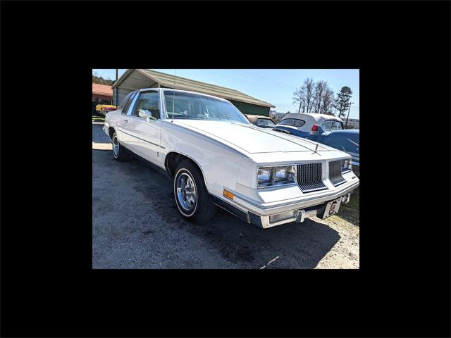 1983 Oldsmobile Cutlass (CC-1514308) for sale in Gray Court, South Carolina