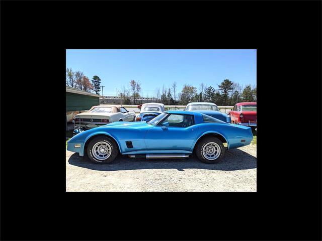 1980 Chevrolet Corvette (CC-1514315) for sale in Gray Court, South Carolina