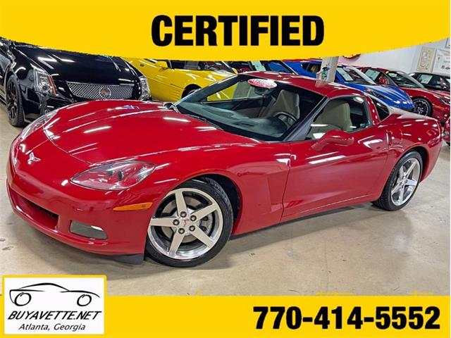 2005 Chevrolet Corvette (CC-1514324) for sale in Atlanta, Georgia