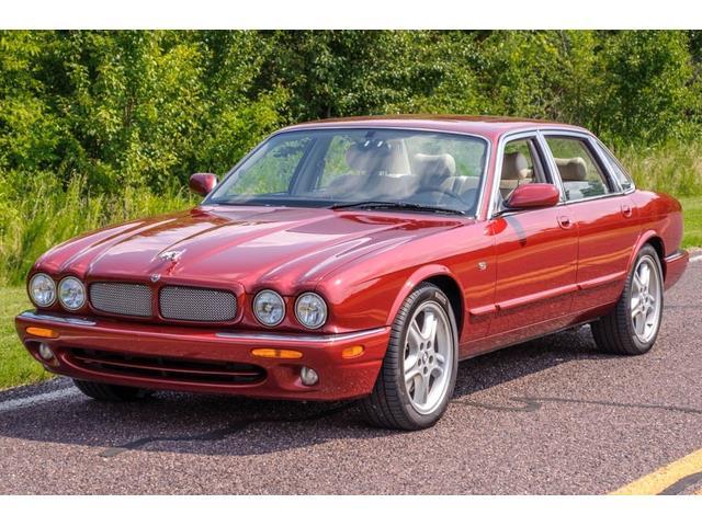1999 Jaguar XJR (CC-1510434) for sale in St. Louis, Missouri