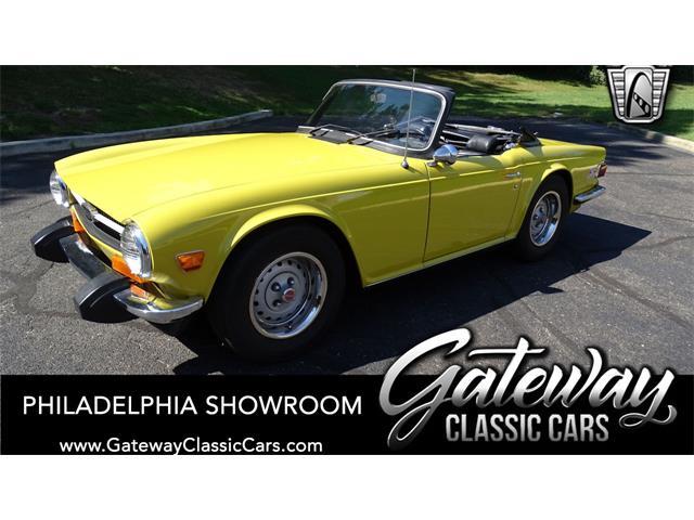 1974 Triumph TR6 (CC-1514342) for sale in O'Fallon, Illinois