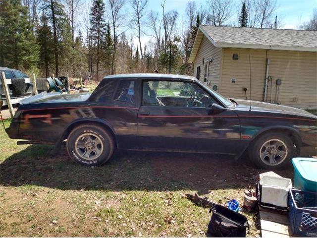 1986 Chevrolet Monte Carlo (CC-1514379) for sale in Cadillac, Michigan