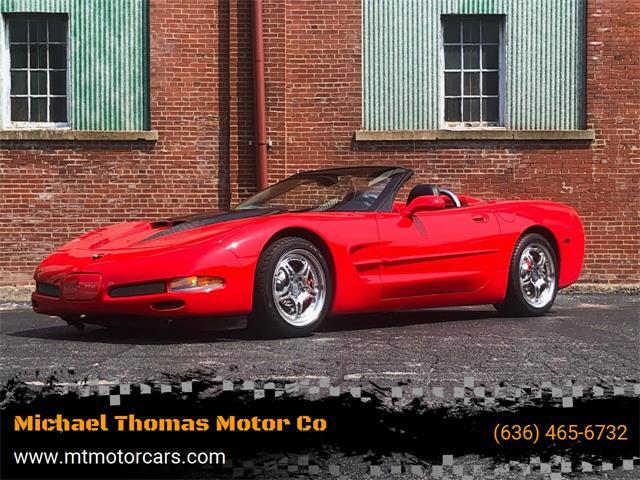 2001 Chevrolet Corvette (CC-1514384) for sale in Saint Charles, Missouri
