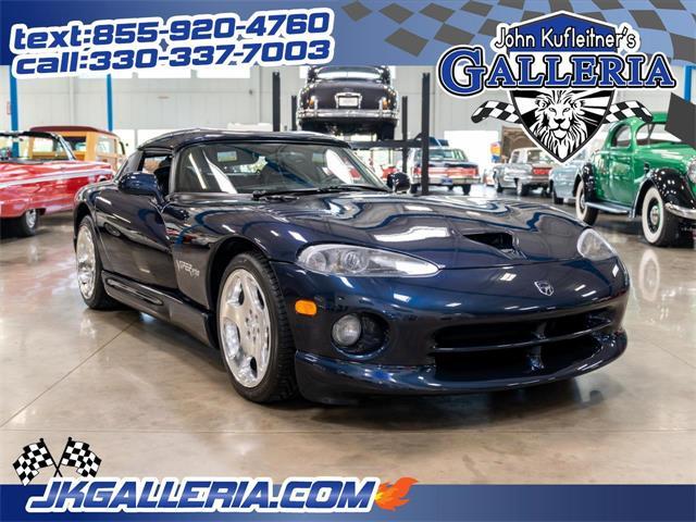 2001 Dodge Viper (CC-1514389) for sale in Salem, Ohio