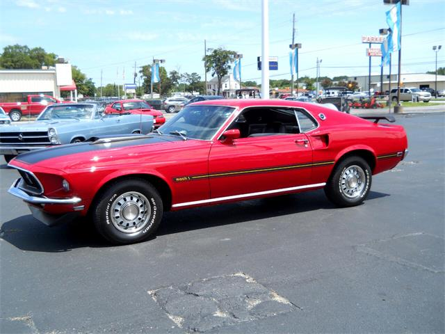 1969 Ford Mustang (CC-1514405) for sale in Greenville, North Carolina