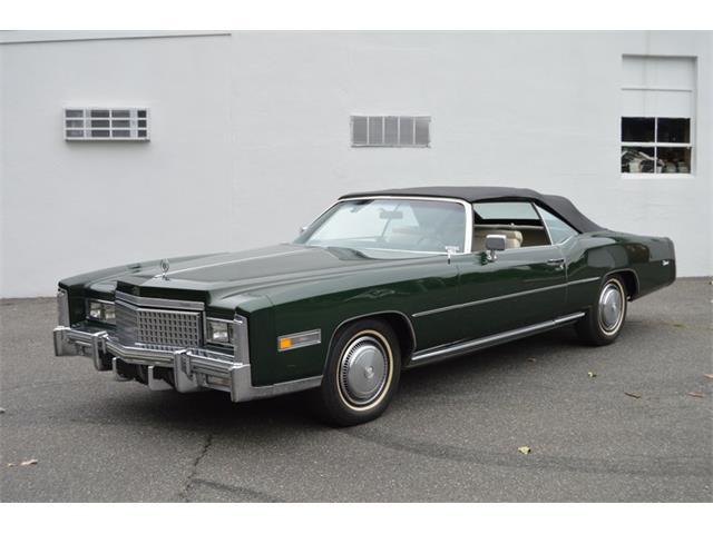 1975 Cadillac Eldorado (CC-1514416) for sale in Springfield, Massachusetts