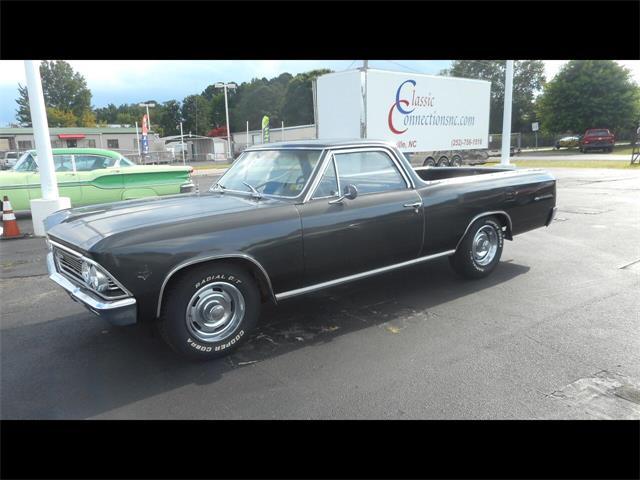 1966 Chevrolet El Camino (CC-1514417) for sale in Greenville, North Carolina