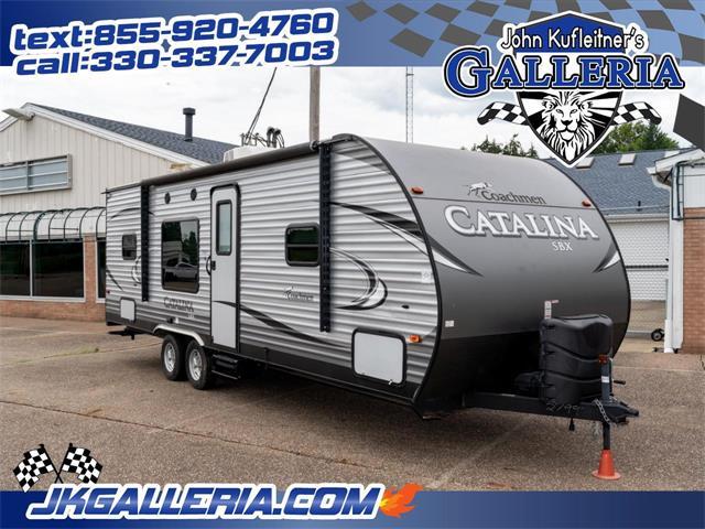 2017 Coachmen Catalina (CC-1514430) for sale in Salem, Ohio